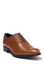 Ted Baker London Fhares Cap Toe Leather Oxford