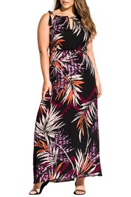 City Chic Bahama Maxi Dress