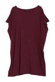 B Collection by Bobeau Rafferty Solid Knit Dress (