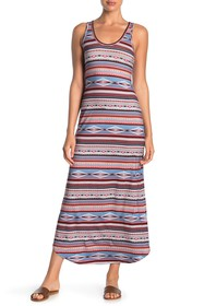 Karen Kane Printed Maxi Dress