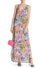 Papillon Festive Vibes Maxi Dress