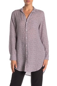 FRANK & EILEEN Mary Linen Long Sleeve Button-Down