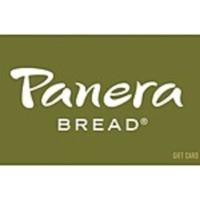 Panera Bread Gift Card $25 (Email Delivery)