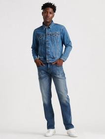 Lucky Brand 221 Straight Coolmax Stretch Jean