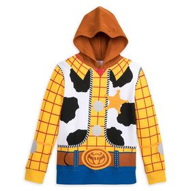 Disney Woody Costume Pullover Hoodie for Kids – To