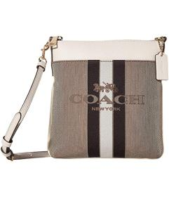 COACH Whiplash Excel Horse and Carriage Jacquard K