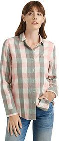 Lucky Brand Long Sleeve Button-Up Classic One-Pock