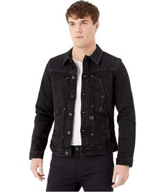 G-Star Scutar Pop Slim Jacket in Jet Black