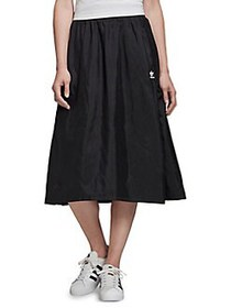 Adidas Triple Stripe Midi Skirt BLACK