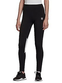 Adidas Bellista Lace Tights BLACK