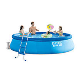 Intex 15' x 42in Easy Set® Inflatable Pool with Ac