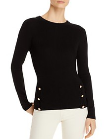T Tahari - Side-Button Top