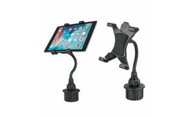 Adjustable Long Arm Car Cup Holder Mount Stand for