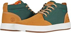 Timberland Davis Square Leather & Fabric Chukka