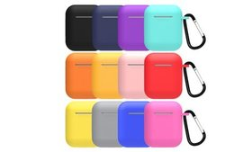 Shock-Proof Case Cover with Keychain for Apple Air