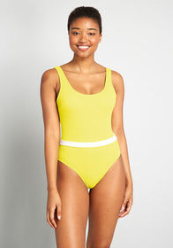 ModCloth ModCloth The Brittney One-Piece Swimsuit