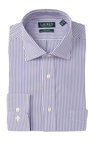 Lauren Ralph Lauren Regular Fit Stretch Stripe Dre