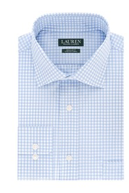 Lauren Ralph Lauren Regular Fit Stretch Check Dres