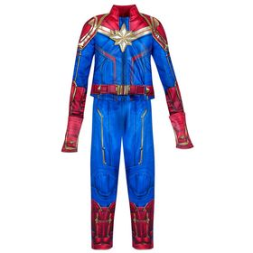 Disney Marvel's Captain Marvel Costume for Tweens
