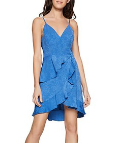 BCBGENERATION - Ruffled Camisole Mini Dress