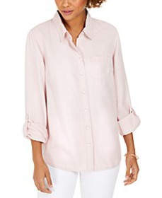 One-Pocket Shirt, Created for Macy's