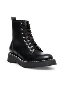 Madden Girl Kurrt Combat Boot (Women's)