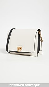 Salvatore Ferragamo Gancio Square Shoulder Bag