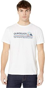Quiksilver Stone Cold Short Sleeve Tee