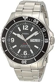 Fossil FB-02 Three-Hand Date Men's Watch