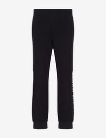 Armani JERSEY FLEECE TRACKSUIT BOTTOMS