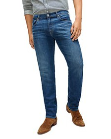 7 For All Mankind - Slimmy Slim Fit Jeans in New Y