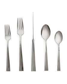 kate spade new york flatiron 5-piece flatware set