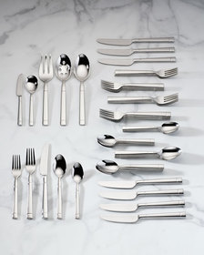 kate spade new york fair harbor 45-piece flatware