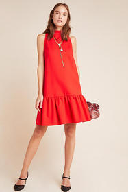 Anthropologie Alissa Swing Dress