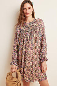 Anthropologie Taliyah Abstract Tunic