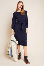 Anthropologie Thalia Midi Dress