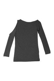 Go Couture One Cold Shoulder Sweater