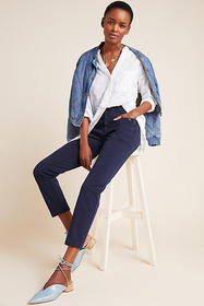Anthropologie Bryson Tapered Pants