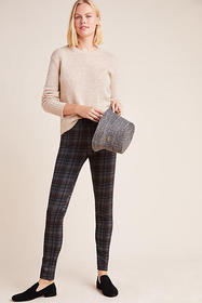 Anthropologie Sanctuary Northolt Plaid Leggings