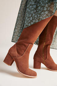 Anthropologie Bill Blass Beckette Tall Boots
