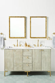 Anthropologie Ingram Double Bathroom Vanity
