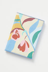 Anthropologie Darcy Passport Holder