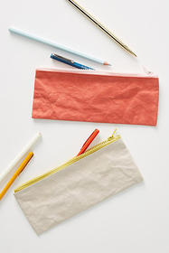 Anthropologie Danni Pencil Pouch