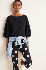 Anthropologie Macie Knit Dolman Top
