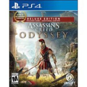 Assassin's Creed Odyssey Deluxe Edition - PlayStat