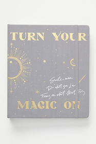 Anthropologie Cocorrina Moon Magic 2020 Planner