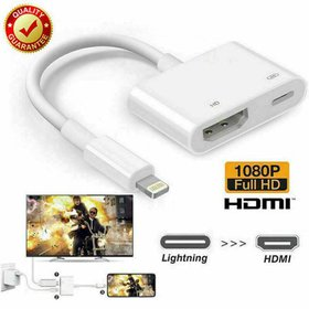 Lightning To HDMI Cable Digital AV TV Adapter For