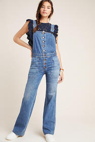 Anthropologie Citizens of Humanity Faye Denim Over