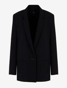 Armani SINGLE-BREASTED BLAZER