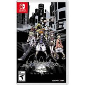 The World Ends with You: Final Remix - Nintendo Sw